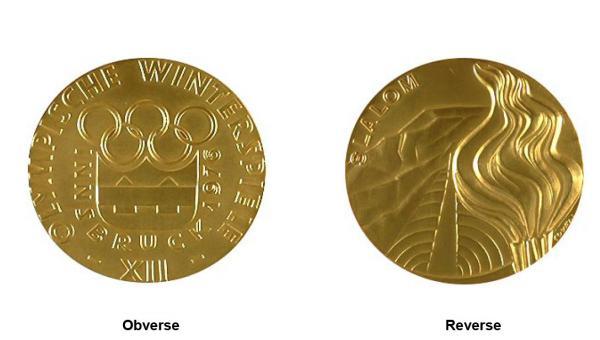 Những bộ huy chương vàng các kỳ Olympic wu153